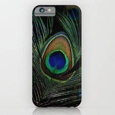 peacock eye Slim Case iPhone 6s