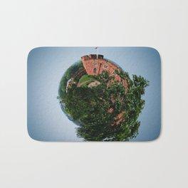 Tiny Planet 4 - Sky Castles Bath Mat