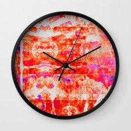 Bioluminescence 3 Wall Clock