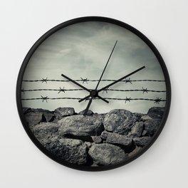 prison Wall Clock