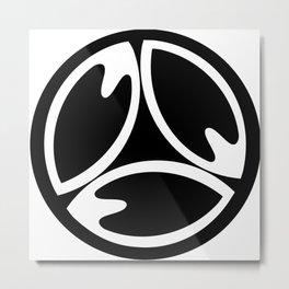 Mandala 3 Metal Print