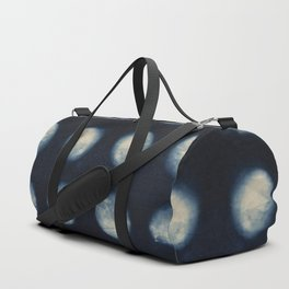 Shibori Moons Duffle Bag
