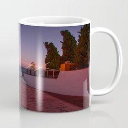 Pathway to the Sea - Sunset image Coffee Mug