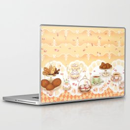 Dutch Tea Party Laptop & iPad Skin