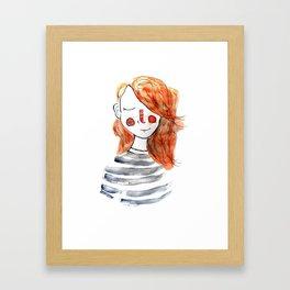 Autorretrat Framed Art Print