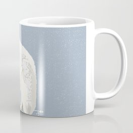 Save the Arctic fox Coffee Mug