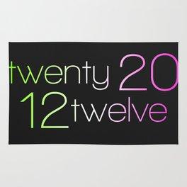 twentytwelve 2012 Rug