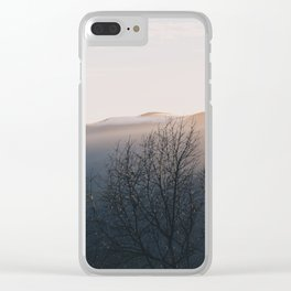 North Georgia Mountains 5 Clear iPhone Case