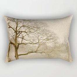Old Roswell Mill Rectangular Pillow