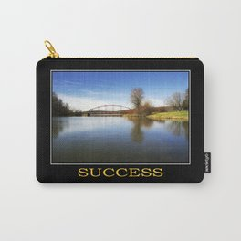 Inspirational Success Carry-All Pouch