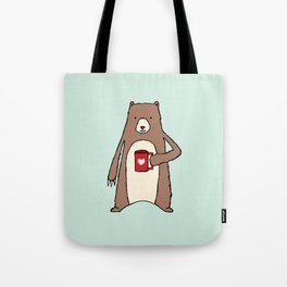 Coffee Anyone? Tote Bag