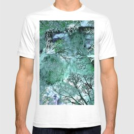 My Life in the Green Bush of Ghosts T-shirt
