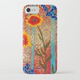 Salida Blooms iPhone Case