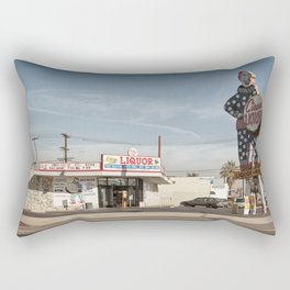 Liquor Store NoHo Rectangular Pillow