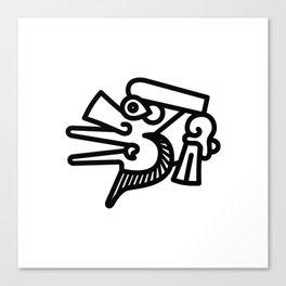 Ehécatl Canvas Print