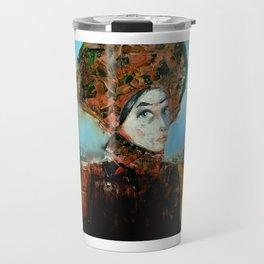Dama Cosmopolita Travel Mug