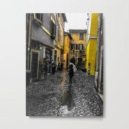 Roam in Rome 4 Metal Print