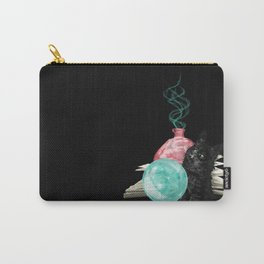 The Witch's Kitten Carry-All Pouch
