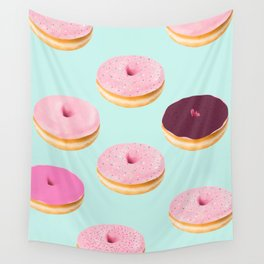 Donut Heaven Wall Tapestry