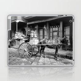 New Orleans milk cart Laptop & iPad Skin