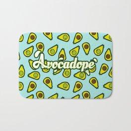 Avocadope pattern Bath Mat