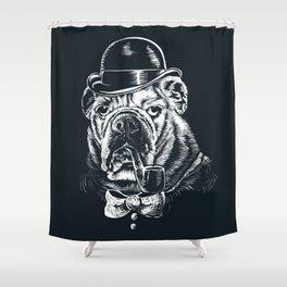 English Gentleman Shower Curtain