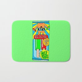 Popsicles Bath Mat