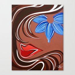 Sensual Missing Canvas Print