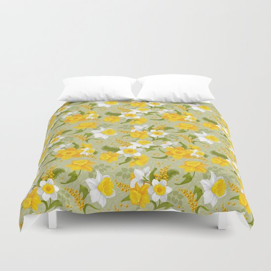 Spring in the air #14 Duvet Cover
