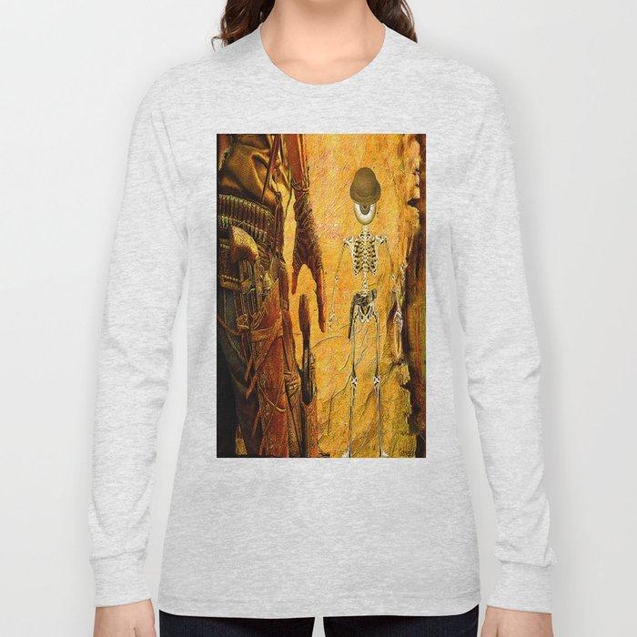 Duel Pour Monsieur Bone  Long Sleeve T-shirt