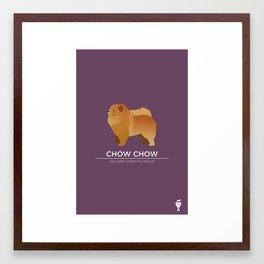 Chow Chow Framed Art Print