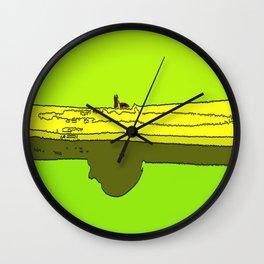 Ladybird Bridge Wall Clock