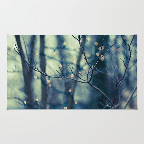 Woodland Holiday  Rug