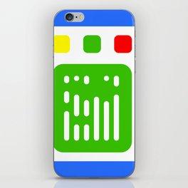Beta One Command Base iPhone Skin