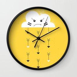 Nuage indien Wall Clock