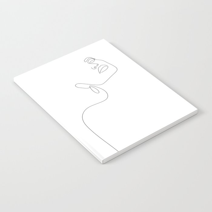 Dreamy Girl Notebook