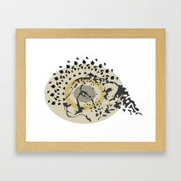 Chetah Framed Art Print