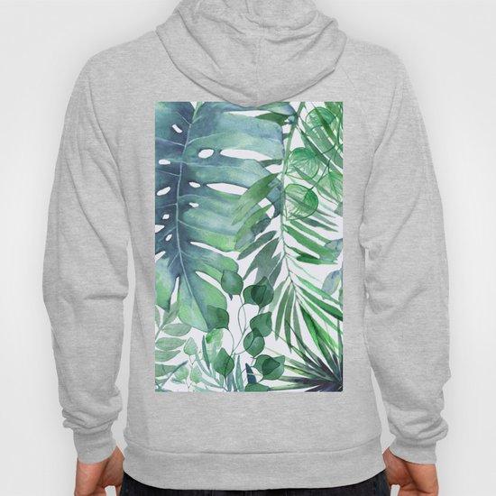 Tropical  Leaves by nadja1