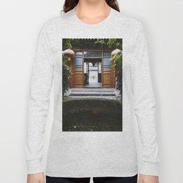 Beijing Secret Garden Long Sleeve T-shirt