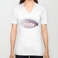 dmmd V-neck T-shirts featuring Many by Felliss