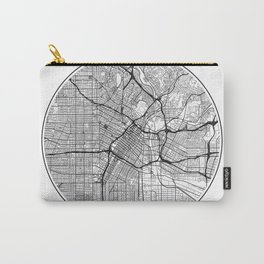 Los Angeles Map Universe Carry-All Pouch