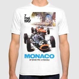 Monaco 1967 Grand Prix T-shirt