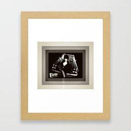 MISTRESS OF THE DARK 2 Framed Art Print