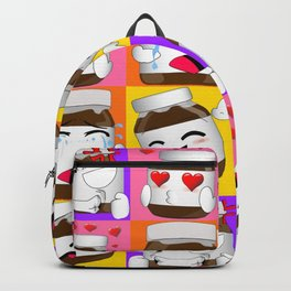 Nutella expressions mood 4 Backpack
