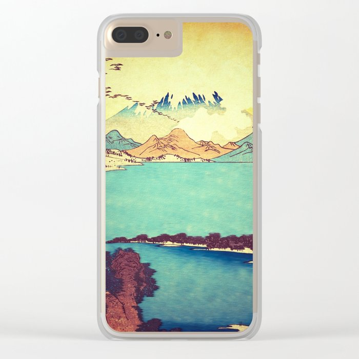 Upon Arrival at Dekijin Clear iPhone Case