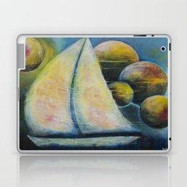 Sailing the Cosmos Laptop & iPad Skin