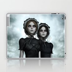 Deadly Halloween Twins – They are coming Laptop & iPad Skin