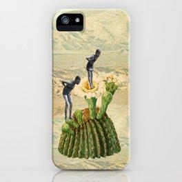 Desert Haze iPhone Case