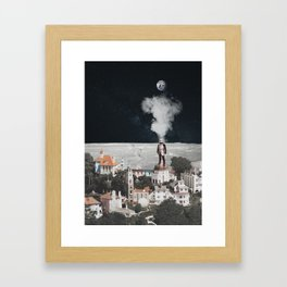 Be Seeing You Framed Art Print