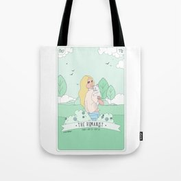 Virgo - The Humanist Tote Bag